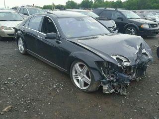 Mercedes-Benz S 550 2012