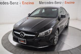 Mercedes-Benz CLA 250 2018