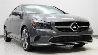 Mercedes-Benz CLA 250 2018