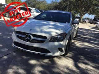 Used 2018 Mercedes-Benz CLA 250 in West Palm Beach, Florida