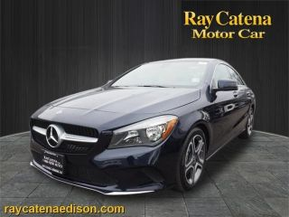 Ray Catena Mercedes >> Used 2018 Mercedes Benz Cla 250 In Edison New Jersey