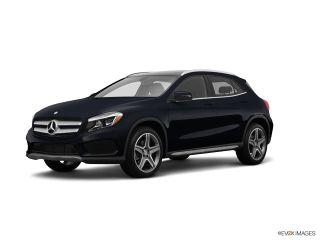 Mercedes-Benz GLA 45 AMG 2015