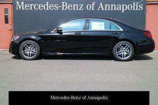 Mercedes-Benz S-Class S 450 2018
