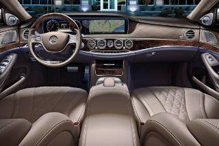 Mercedes-Benz S 550 2015