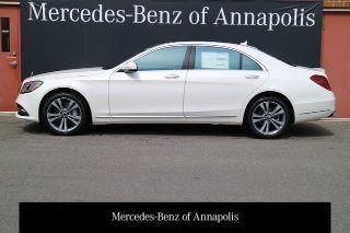 Mercedes-Benz S-Class S 560 2018