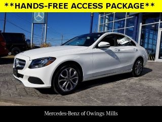 Mercedes Owings Mills >> Used 2018 Mercedes Benz C Class C 300 In Owings Mills Maryland