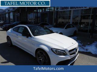 Mercedes-Benz C-Class AMG C 63 2018