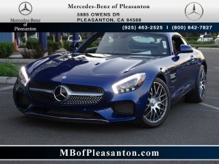 Used 2017 Mercedes Benz Amg Gt In Pleasanton California