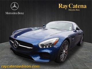Ray Catena Mercedes >> Used 2016 Mercedes Benz Amg Gt S In Edison New Jersey