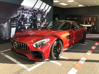 Mercedes-Benz AMG GT S 2018