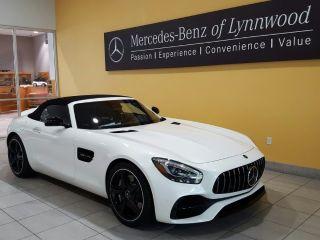 2018 Mercedes-Benz AMG GT
