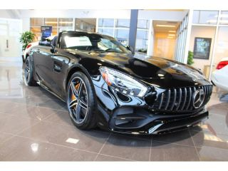 Used 2018 Mercedes-Benz AMG GT C in Kansas City, Missouri