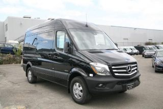 Used 2015 Mercedes-Benz Sprinter 2500 in Seattle, Washington