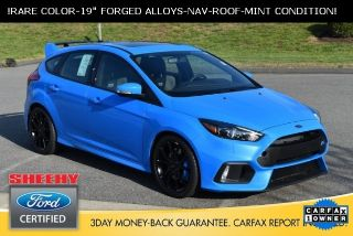Used 2017 Ford Focus RS in Ashland, Virginia