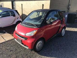Smart Fortwo Pure 2009