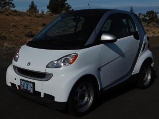 Smart Fortwo Passion 2012