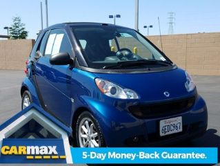 Smart Fortwo Passion 2008