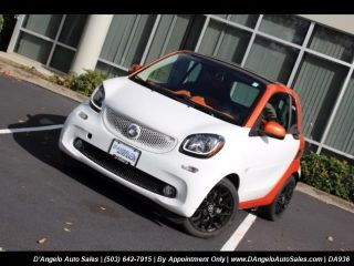 Smart Fortwo Pure 2016