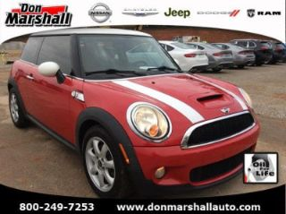 Don Marshall Somerset Ky >> Used 2007 Mini Cooper S In Somerset Kentucky