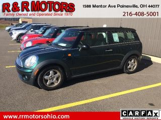 Mini Cooper Clubman Base 2010