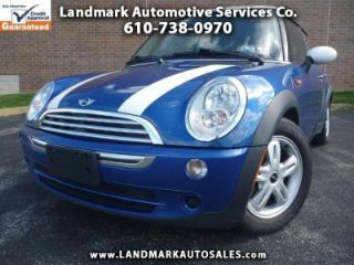 Used 2006 Mini Cooper in West Chester, Pennsylvania