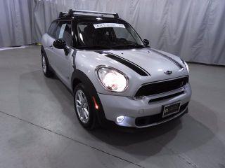 2015 Mini Cooper Paceman S