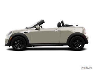 Mini Cooper Roadster 2014