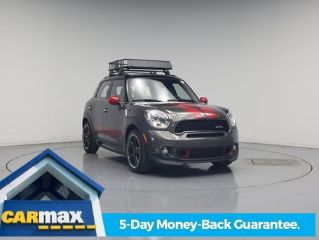 Mini Cooper Countryman John Cooper Works 2013