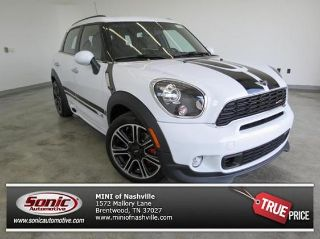 Used 2014 Mini Cooper Countryman John Cooper Works in Brentwood, Tennessee