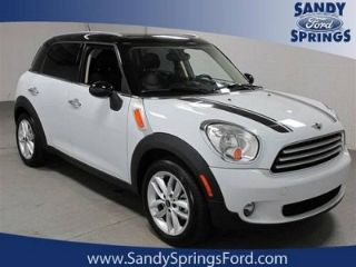 Used 2012 Mini Cooper Countryman in Atlanta, Illinois