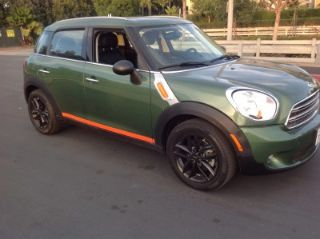 Mini Cooper Countryman 2015