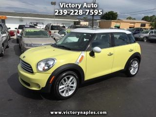 Used 2012 Mini Cooper Countryman Base in Fort Myers, Florida