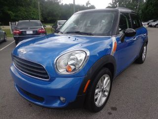Mini Cooper Countryman Base 2012