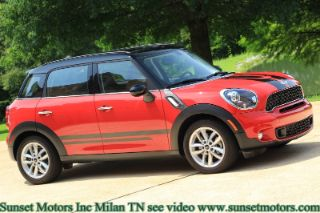 Used 2012 Mini Cooper Countryman S in Milan, Tennessee