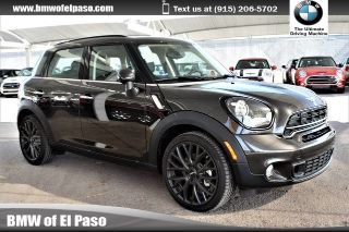 Used 2016 Mini Cooper Countryman S in El Paso, Texas