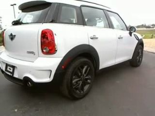 Used 2012 Mini Cooper Countryman S in Tulsa, Oklahoma