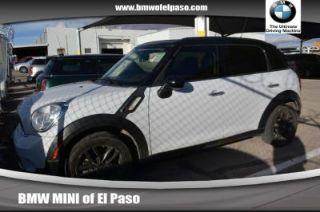Used 2012 Mini Cooper Countryman S in El Paso, Texas