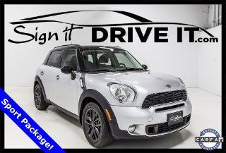 Used 2012 Mini Cooper Countryman S in Denton, Texas