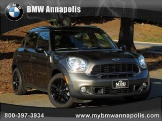 Used 2012 Mini Cooper Countryman S in Baltimore, Maryland