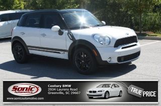 Used 2012 Mini Cooper Countryman S in Greenville, South Carolina
