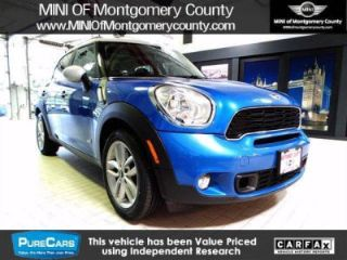 Used 2012 Mini Cooper Countryman S in Gaithersburg, Maryland