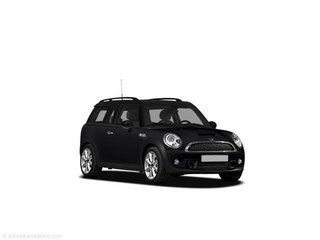 2011 Mini Cooper Clubman Base