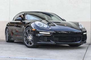 Used 2016 Porsche Panamera 4S in West Hollywood, California