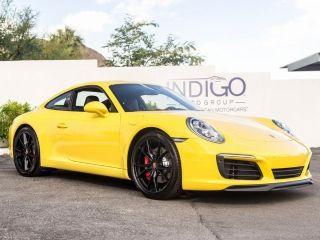 Used 2018 Porsche 911 Carrera S In Rancho Mirage California