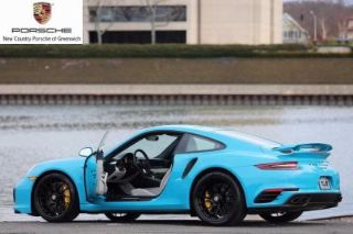 Used 2018 Porsche 911 Turbo S In Greenwich Connecticut