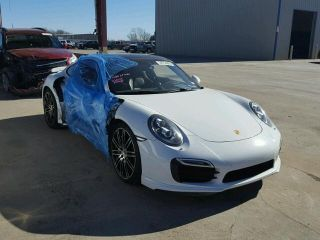 Used 2014 Porsche 911 Turbo S In Wilmer Texas