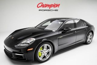 Used 2018 Porsche Panamera 4 in Pompano Beach, Florida