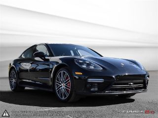 Used 2017 Porsche Panamera Turbo In Austin Texas