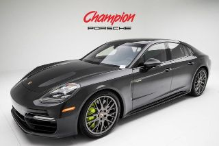 Porsche Panamera Turbo S 2018