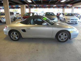 Porsche Boxster Base 1998